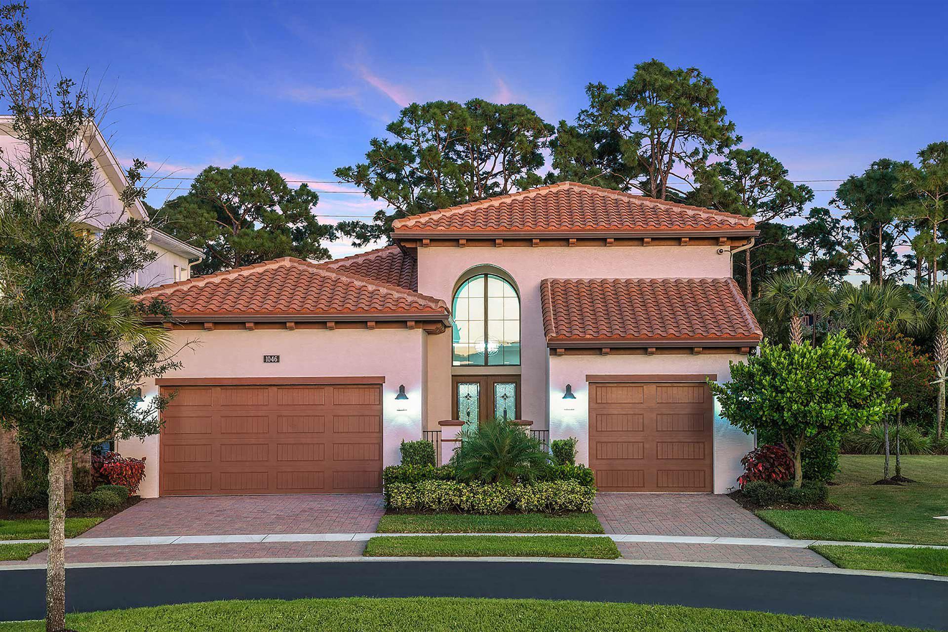 1046 Faulkner Terrace, Palm Beach Gardens, FL 33418 - #: RX-10708405