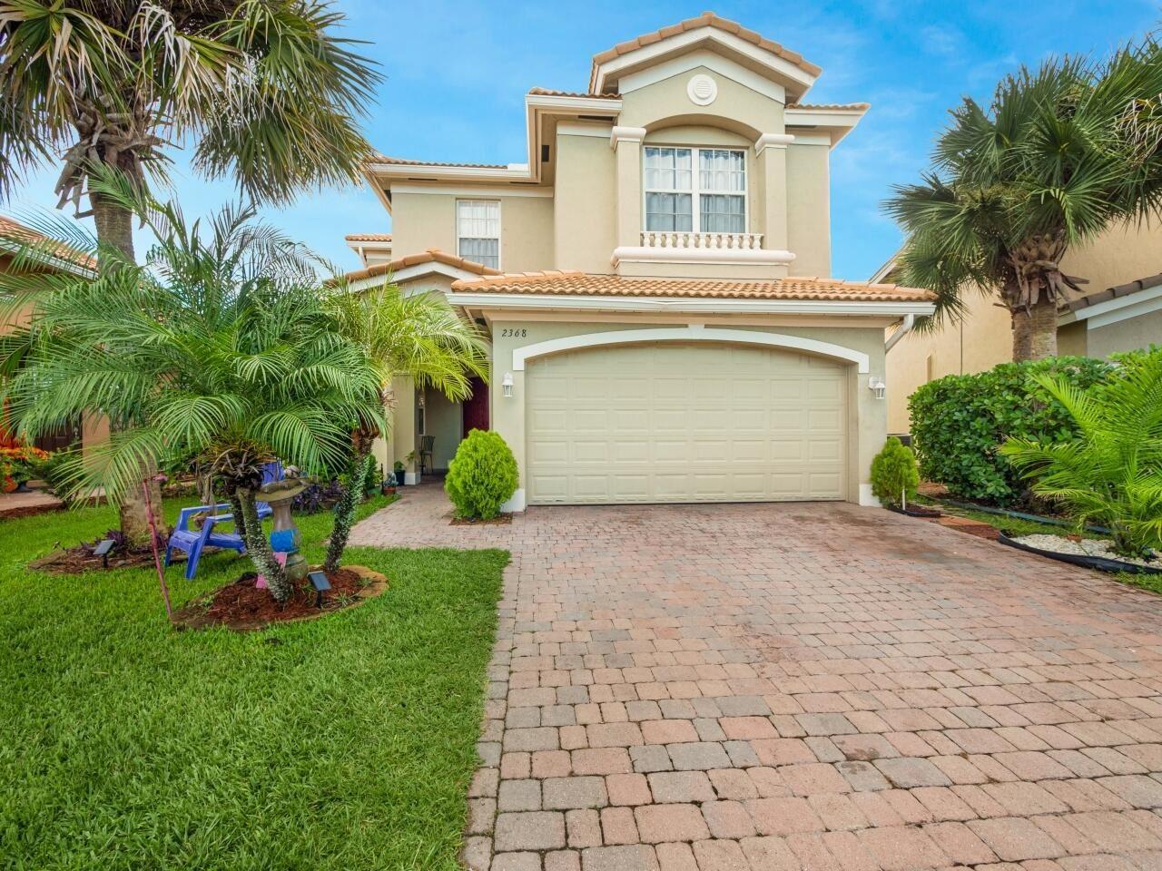 2368 NW Del Corso Court, Port Saint Lucie, FL 34986 - MLS#: RX-10752405