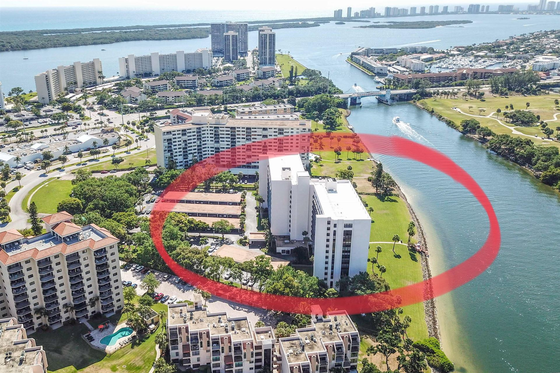 356 Golfview Road #606, North Palm Beach, FL 33408 - #: RX-10630406
