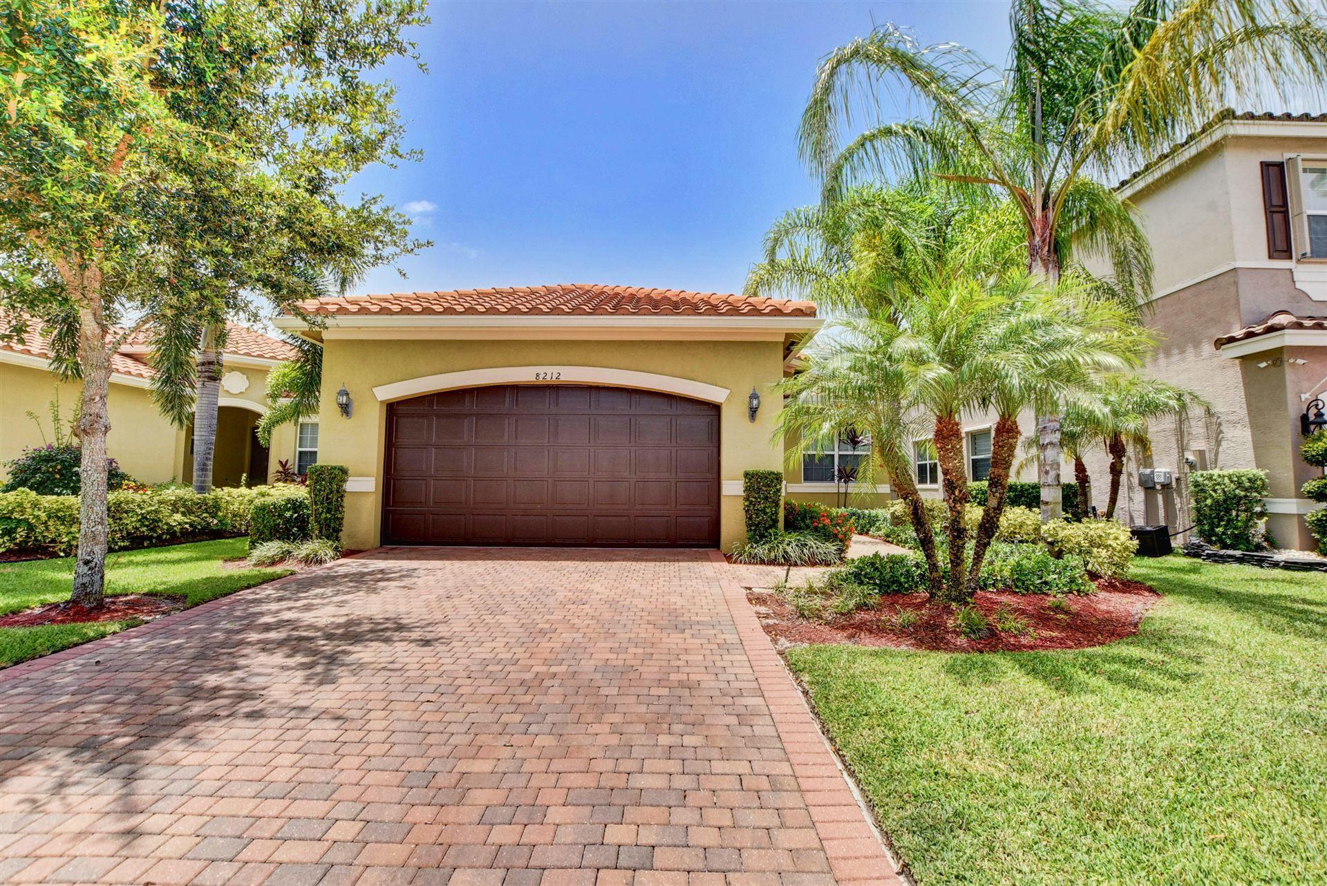 8212 Half Dome Court, Boynton Beach, FL 33473 - #: RX-10636406