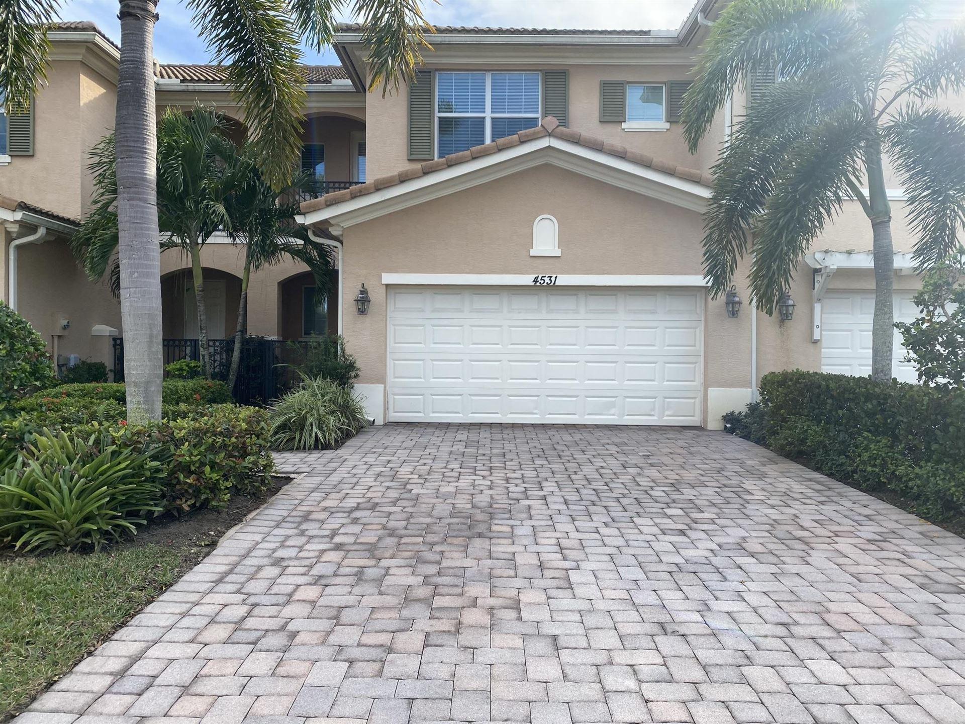 4531 Cadiz Circle, Palm Beach Gardens, FL 33418 - #: RX-10680406