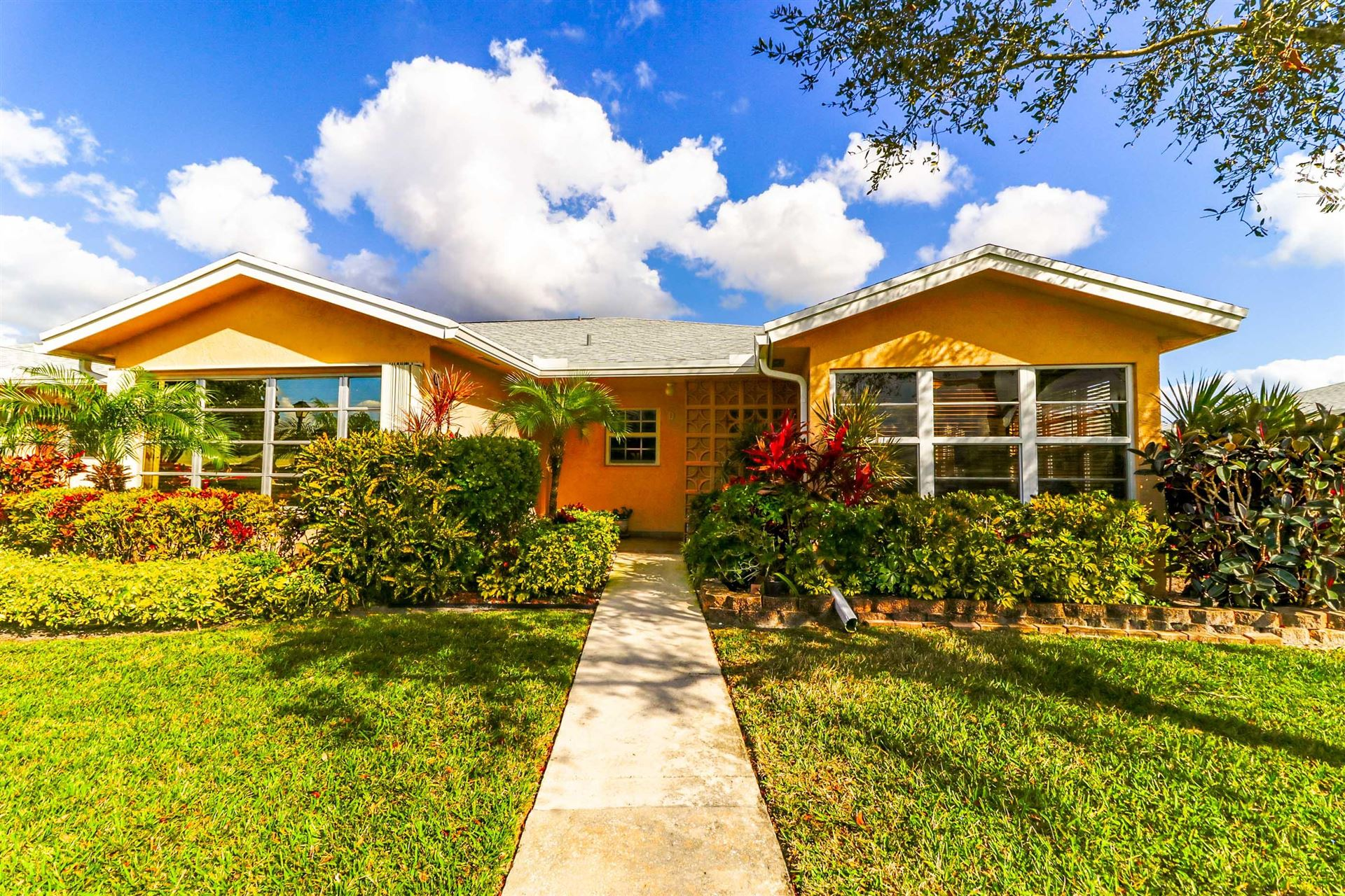 14619 Canalview Drive #D, Delray Beach, FL 33484 - MLS#: RX-10689406