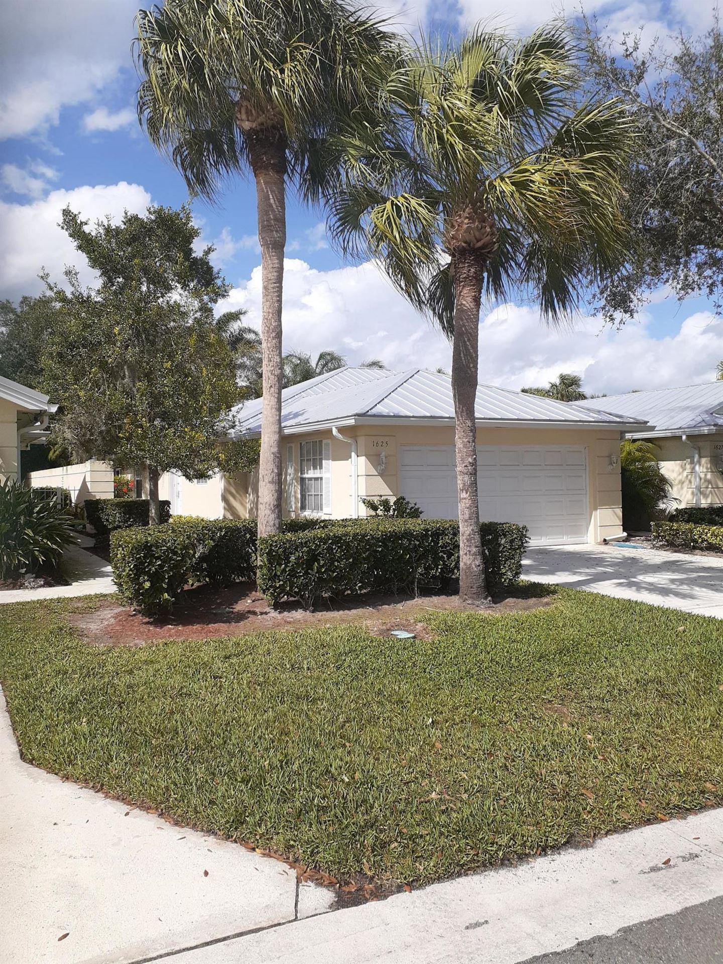 1625 SW Waterfall Boulevard, Palm City, FL 34990 - #: RX-10692406