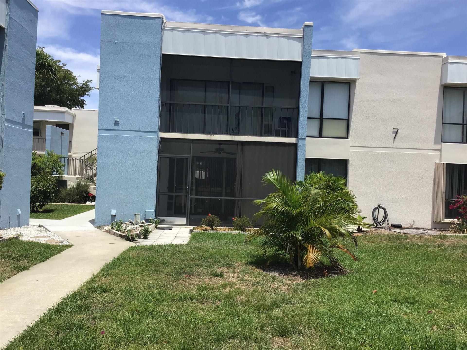 2361 Jaeger Drive #7 B, Delray Beach, FL 33444 - MLS#: RX-10713406
