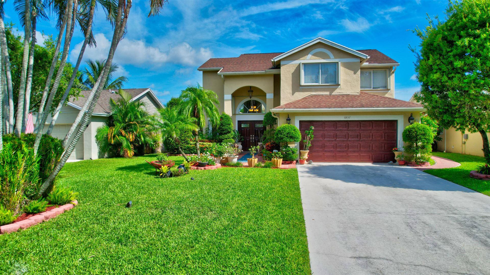 6857 Farragut Lane, Boynton Beach, FL 33437 - MLS#: RX-10742406