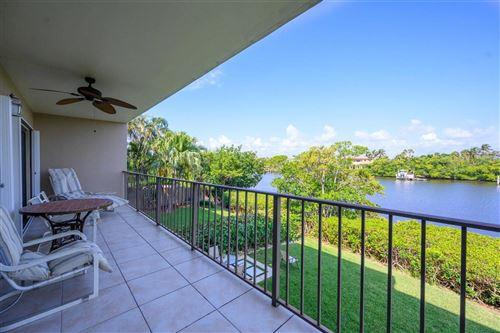 Photo of 3605 S Ocean Boulevard #214, South Palm Beach, FL 33480 (MLS # RX-10625407)