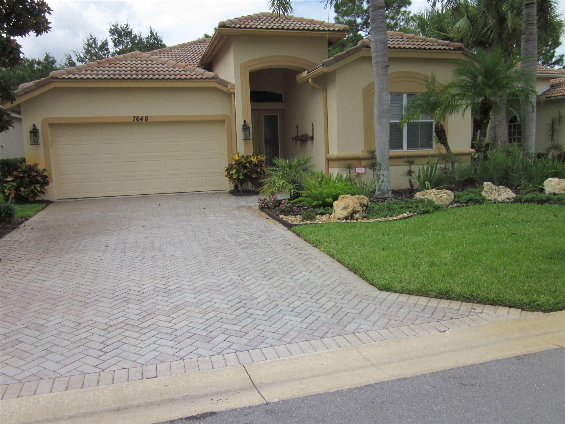 7648 Greenbrier Circle, Port Saint Lucie, FL 34986 - #: RX-10608407