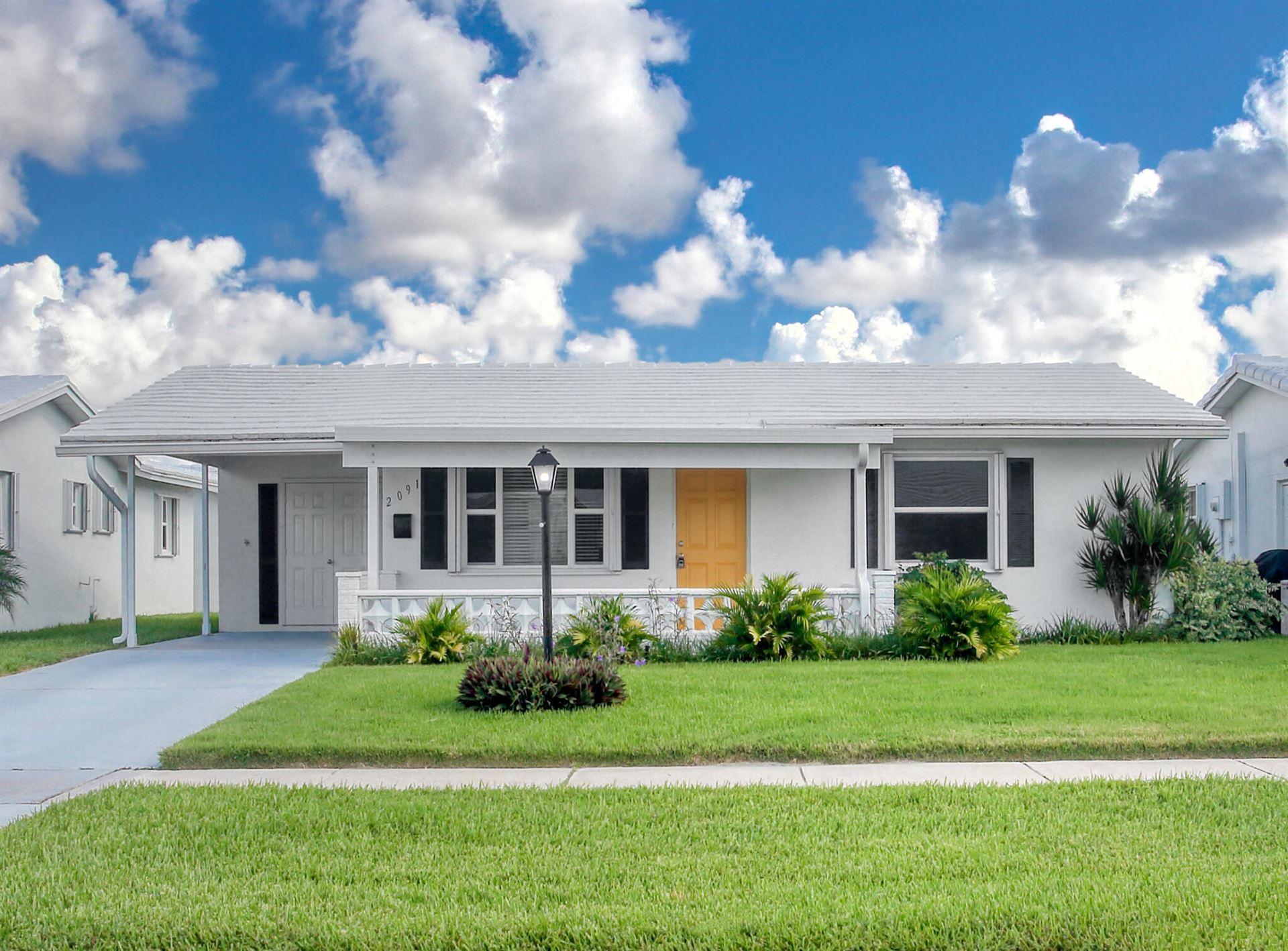 2091 SW 13th Avenue, Boynton Beach, FL 33426 - MLS#: RX-10736407