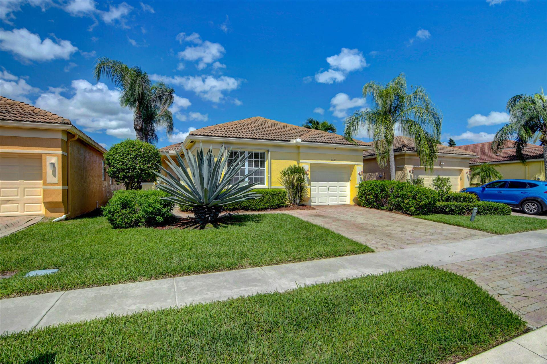 7033 Del Corso Lane, Delray Beach, FL 33446 - #: RX-10748407
