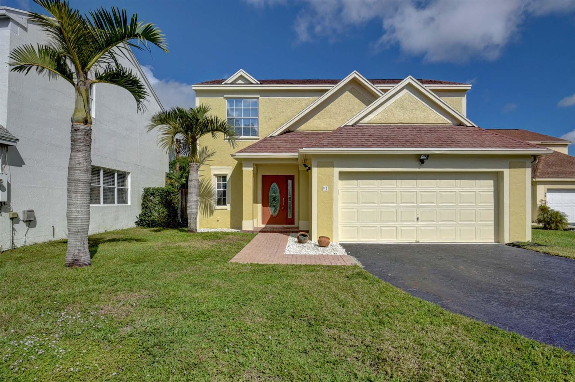 91 Swallow Drive, Boynton Beach, FL 33436 - #: RX-10667408