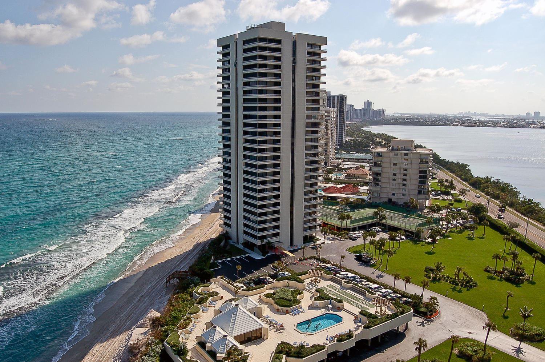 Photo of 5510 N Ocean Drive #21d, Riviera Beach, FL 33404 (MLS # RX-10700408)