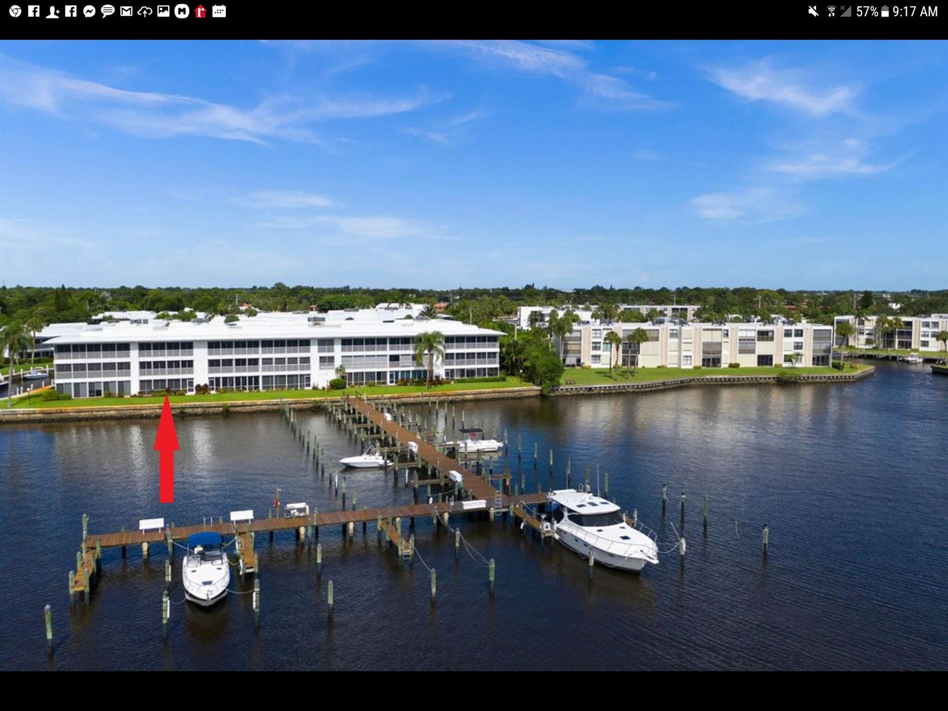 1868 SW Palm City Road #106, Stuart, FL 34994 - #: RX-10701408