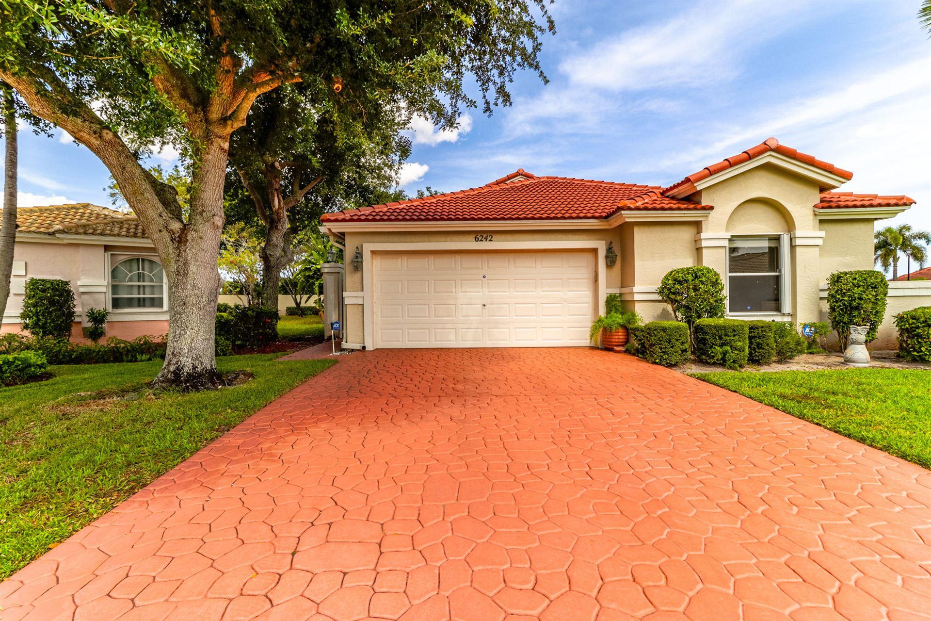 6242 Coral Reef Terrace, Boynton Beach, FL 33437 - #: RX-10706408