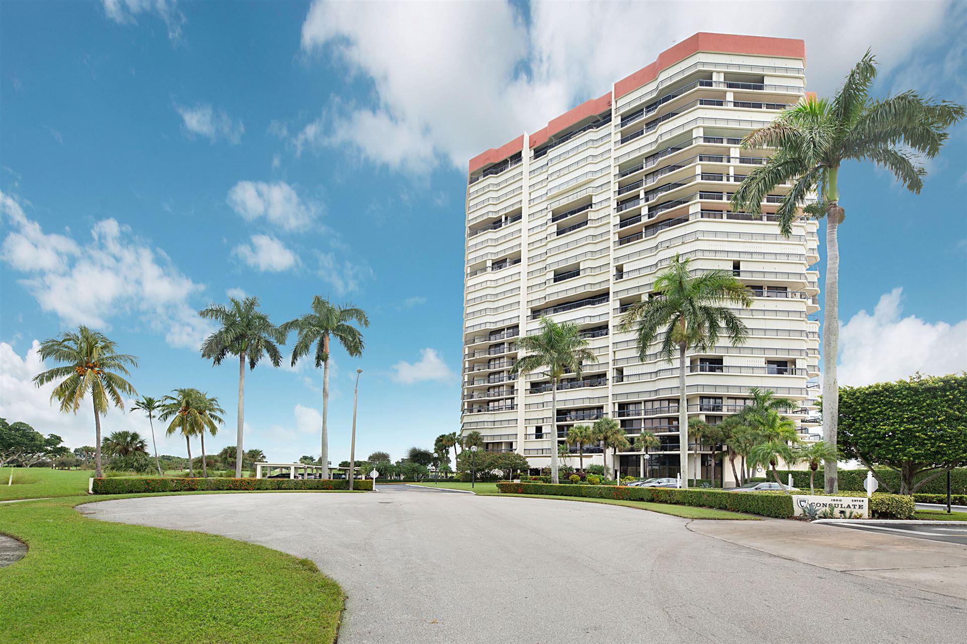 1900 Consulate Place #805, West Palm Beach, FL 33401 - MLS#: RX-10729408