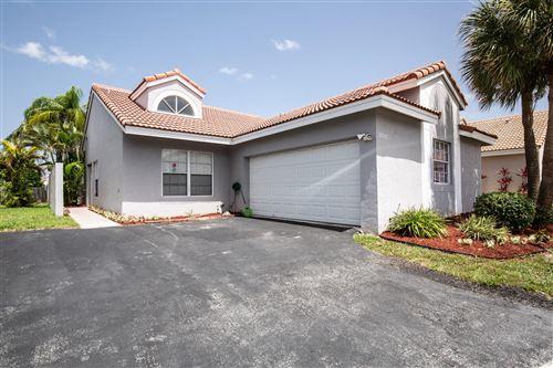 Foto de inmueble con direccion 22281 Timpini Way Boca Raton FL 33428 con MLS RX-10634409