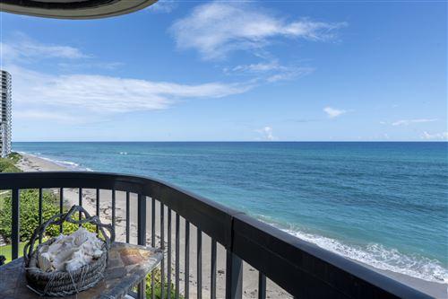 Photo of 5380 N Ocean Drive #5d, Singer Island, FL 33404 (MLS # RX-10752409)