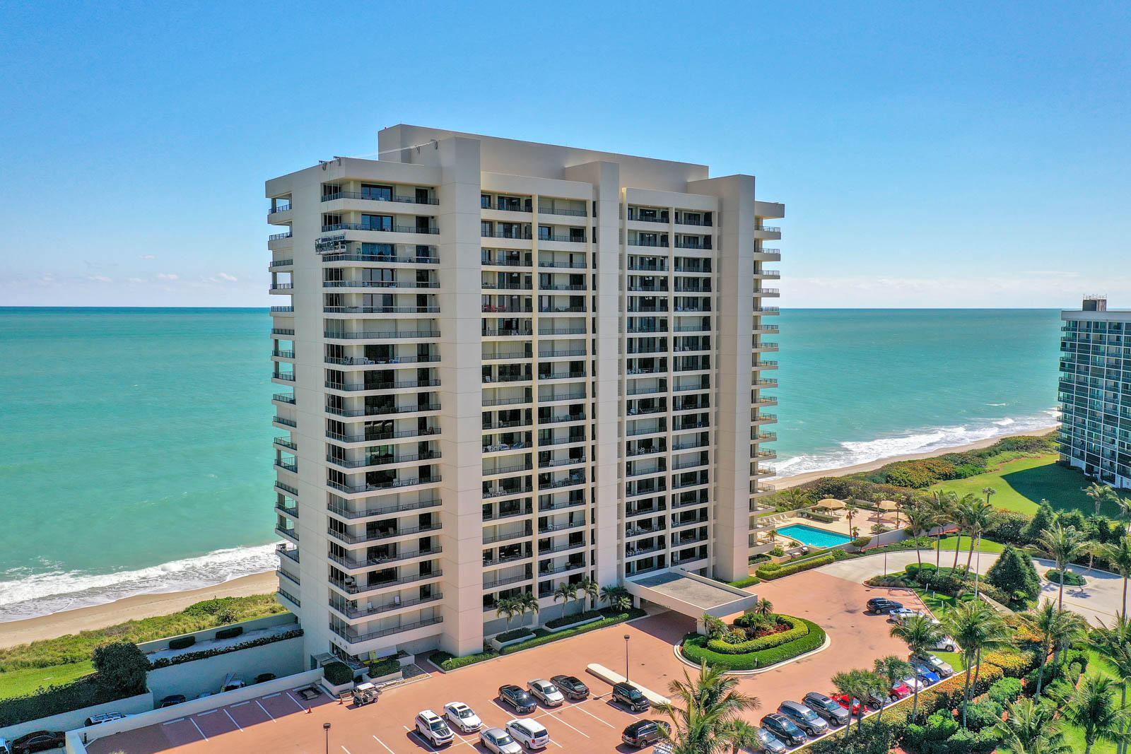 Photo of 8750 S Ocean Drive #832, Jensen Beach, FL 34957 (MLS # RX-10644409)