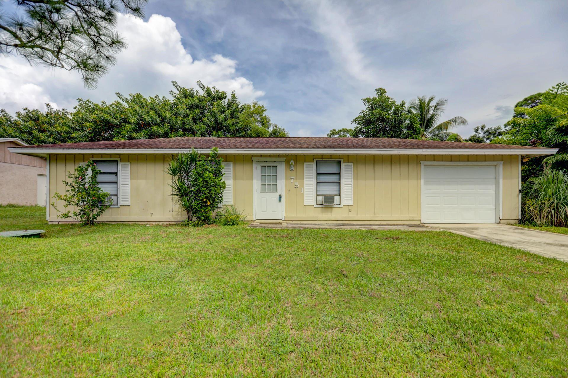 751 SE Voltair Terrace, Port Saint Lucie, FL 34983 - #: RX-10663409