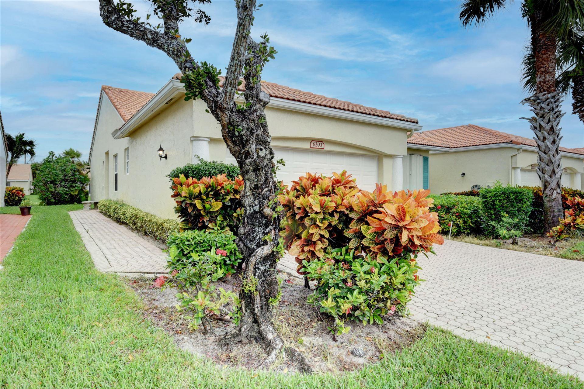 6203 Caladium Road, Delray Beach, FL 33484 - #: RX-10668409