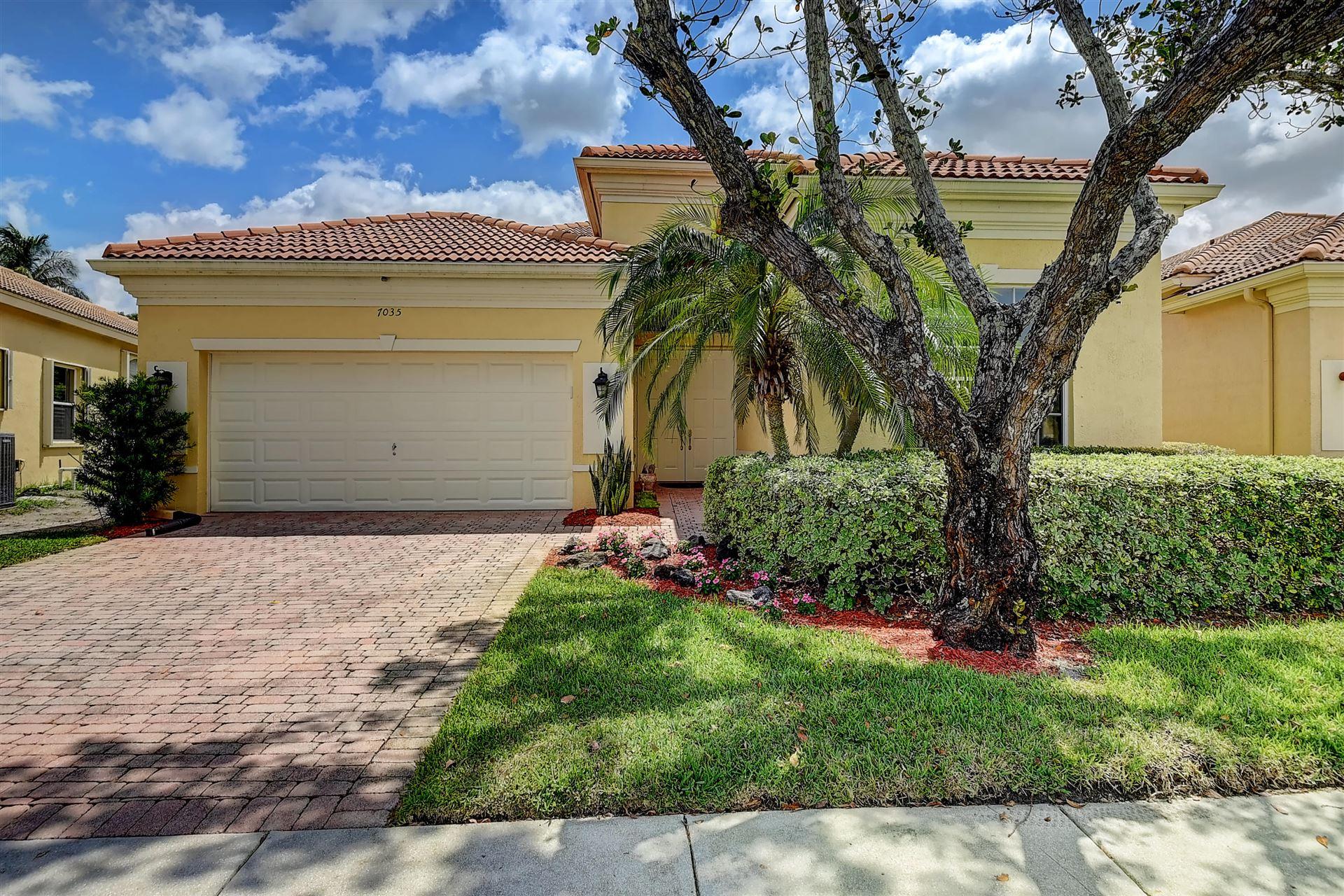 7035 Demedici Circle, Delray Beach, FL 33446 - #: RX-10711409