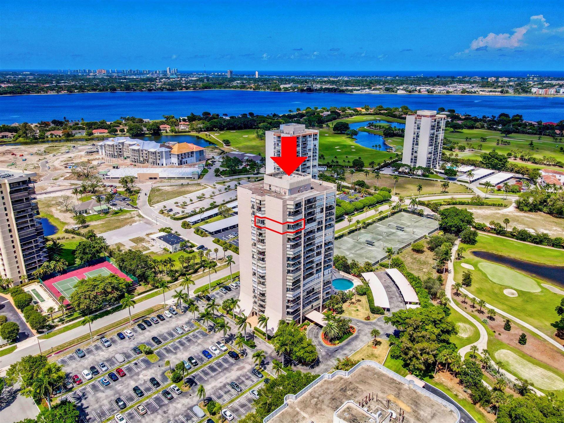 2425 Presidential Way #1806, West Palm Beach, FL 33401 - MLS#: RX-10723409