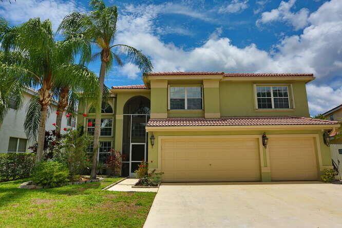 Photo of 7564 Prescott Lane, Lake Worth, FL 33467 (MLS # RX-10726409)