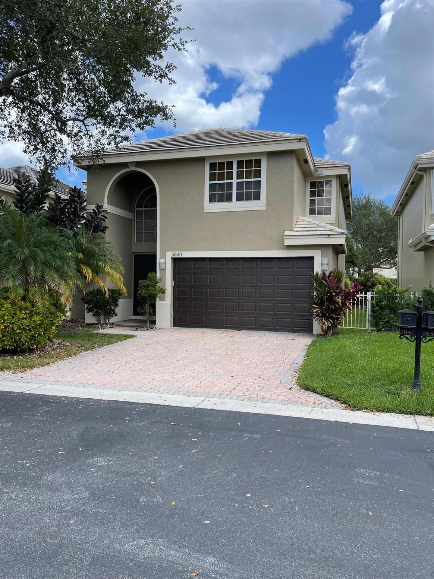 5840 NW 42nd Terrace, Boca Raton, FL 33496 - MLS#: RX-10742409