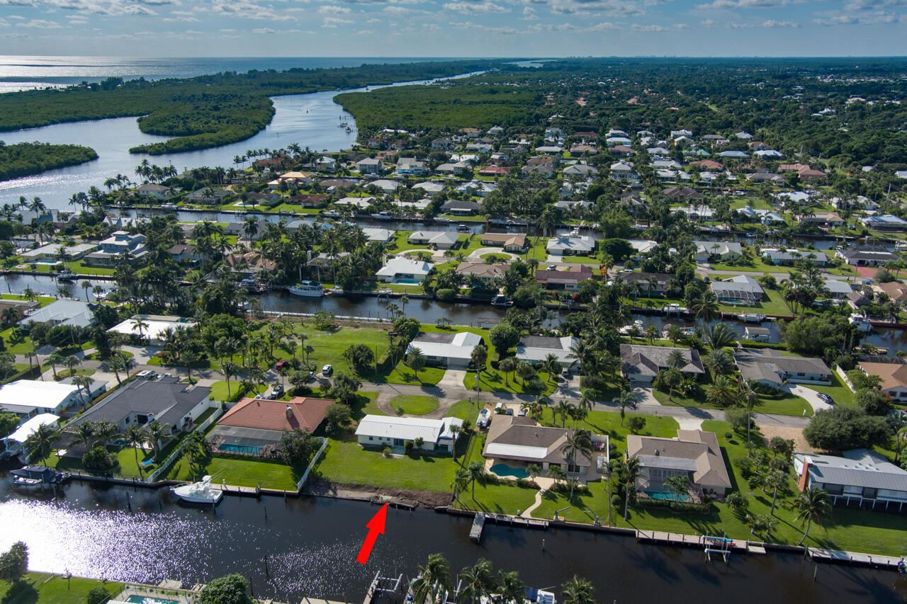 Photo of 8417 SE Coconut Street, Hobe Sound, FL 33455 (MLS # RX-10748409)