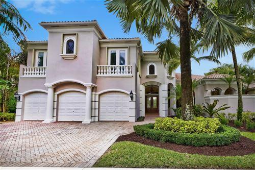 Photo of 128 Via Verde Way, Palm Beach Gardens, FL 33418 (MLS # RX-10600410)