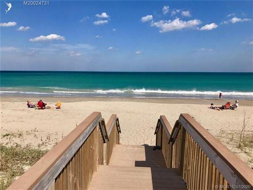 Photo of 10725 S Ocean Drive #334, Jensen Beach, FL 34957 (MLS # RX-10640410)