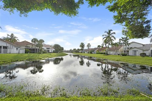 Photo of 17058 Newport Club Drive, Boca Raton, FL 33496 (MLS # RX-10751410)