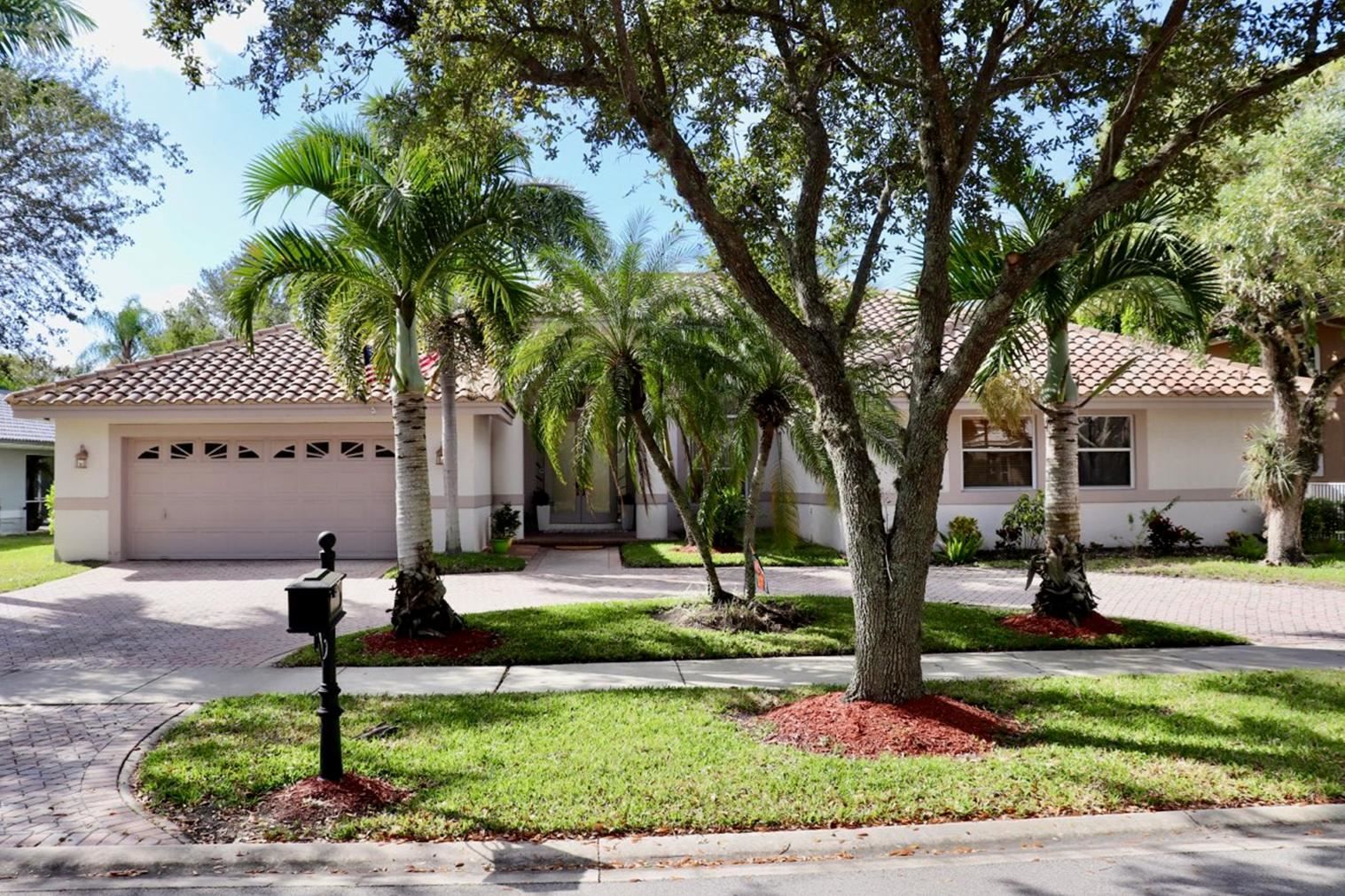 1776 Eagle Trace Boulevard W, Coral Springs, FL 33071 - #: RX-10594410