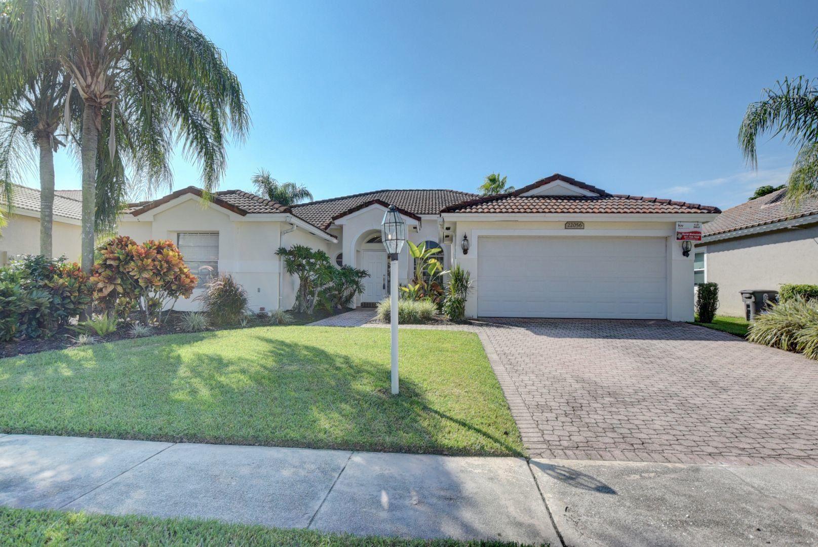 22056 Palm Grass Drive, Boca Raton, FL 33428 - #: RX-10663410