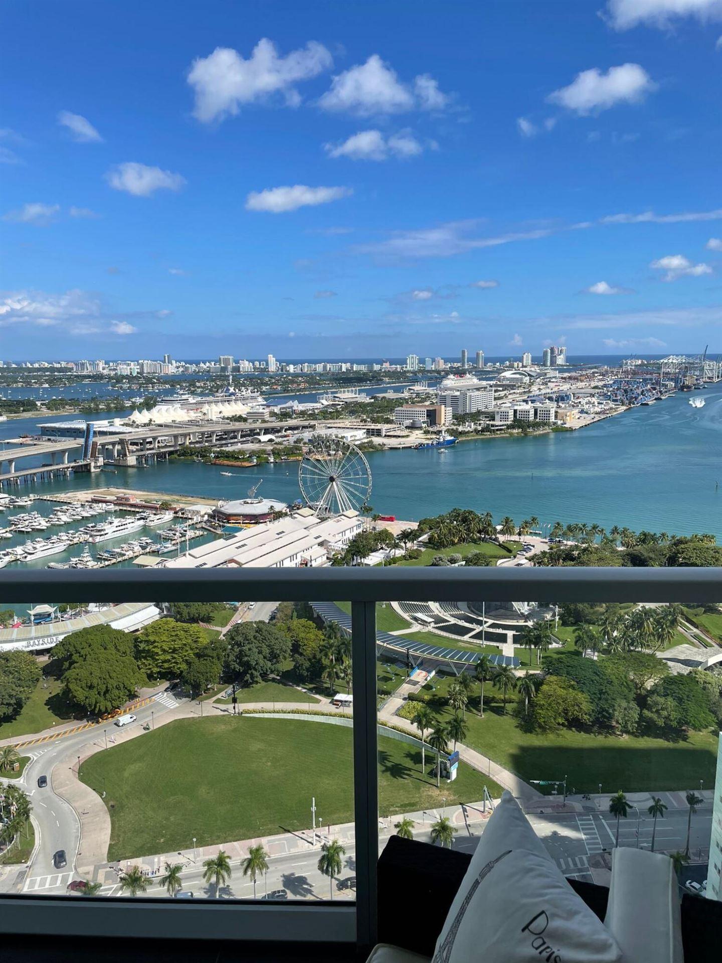 253 NE 2nd Street #3405, Miami, FL 33132 - #: RX-10694410
