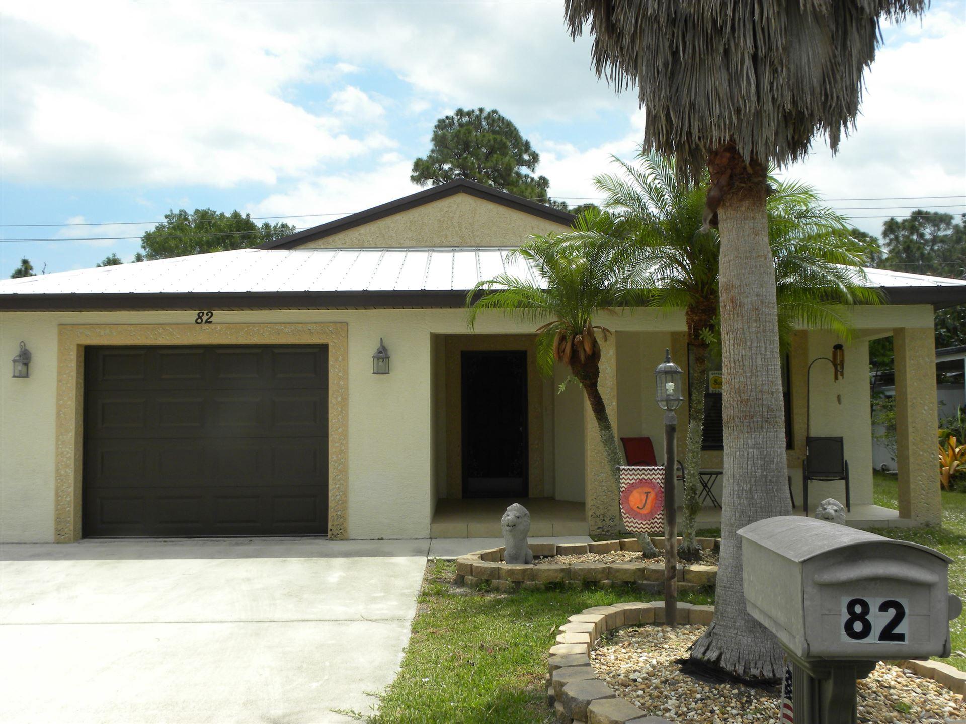 82 Mediterranean Boulevard E, Port Saint Lucie, FL 34952 - #: RX-10714410