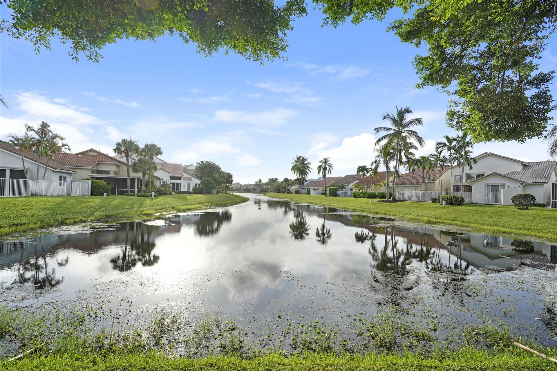17058 Newport Club Drive, Boca Raton, FL 33496 - MLS#: RX-10751410