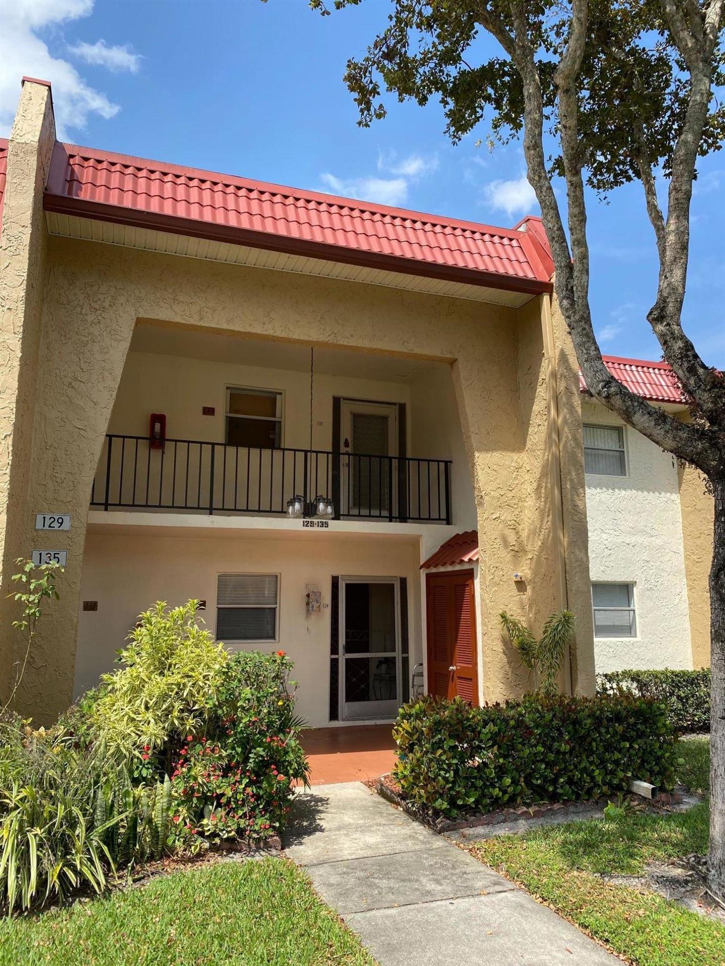 129 Lake Evelyn Drive, West Palm Beach, FL 33411 - MLS#: RX-10703411