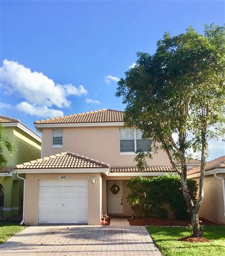 Photo of 3422 Commodore Court, West Palm Beach, FL 33411 (MLS # RX-10601412)