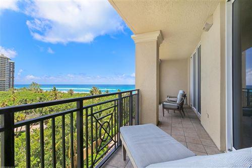 Foto de inmueble con direccion 3800 N Ocean Drive #505 Singer Island FL 33404 con MLS RX-10625412