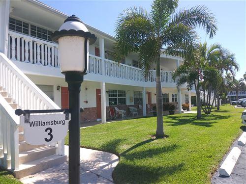 Photo of 5505 N Ocean Boulevard #3-103, Ocean Ridge, FL 33435 (MLS # RX-10629412)