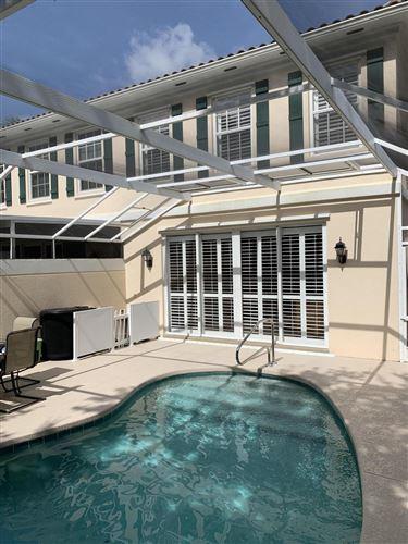 Foto de inmueble con direccion 438 Capistrano Drive Palm Beach Gardens FL 33410 con MLS RX-10635412