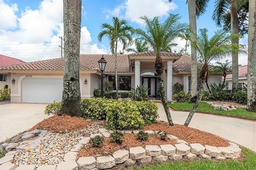 Photo of 4777 Rothschild Drive, Coral Springs, FL 33067 (MLS # RX-10649412)