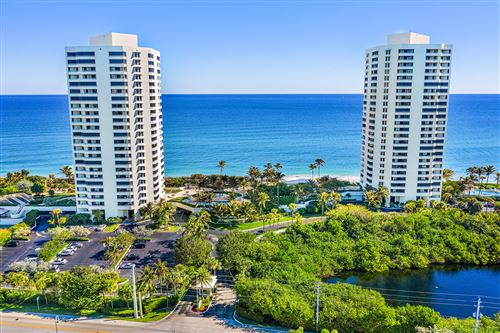 Photo of 5080 N Ocean Drive #14a, Singer Island, FL 33404 (MLS # RX-10682412)