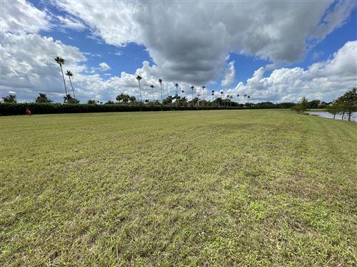 Photo of 2970 Greenbriar Boulevard #Lot 4, Wellington, FL 33414 (MLS # RX-10754412)