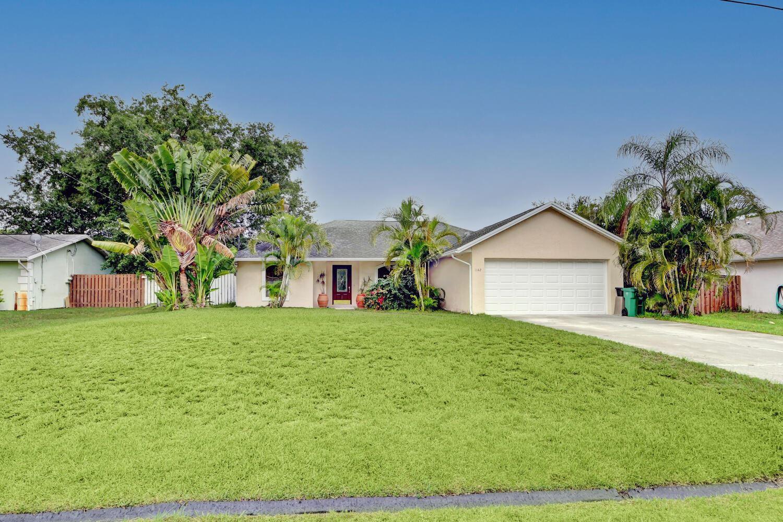 1142 SW Heather Street, Port Saint Lucie, FL 34983 - #: RX-10725412