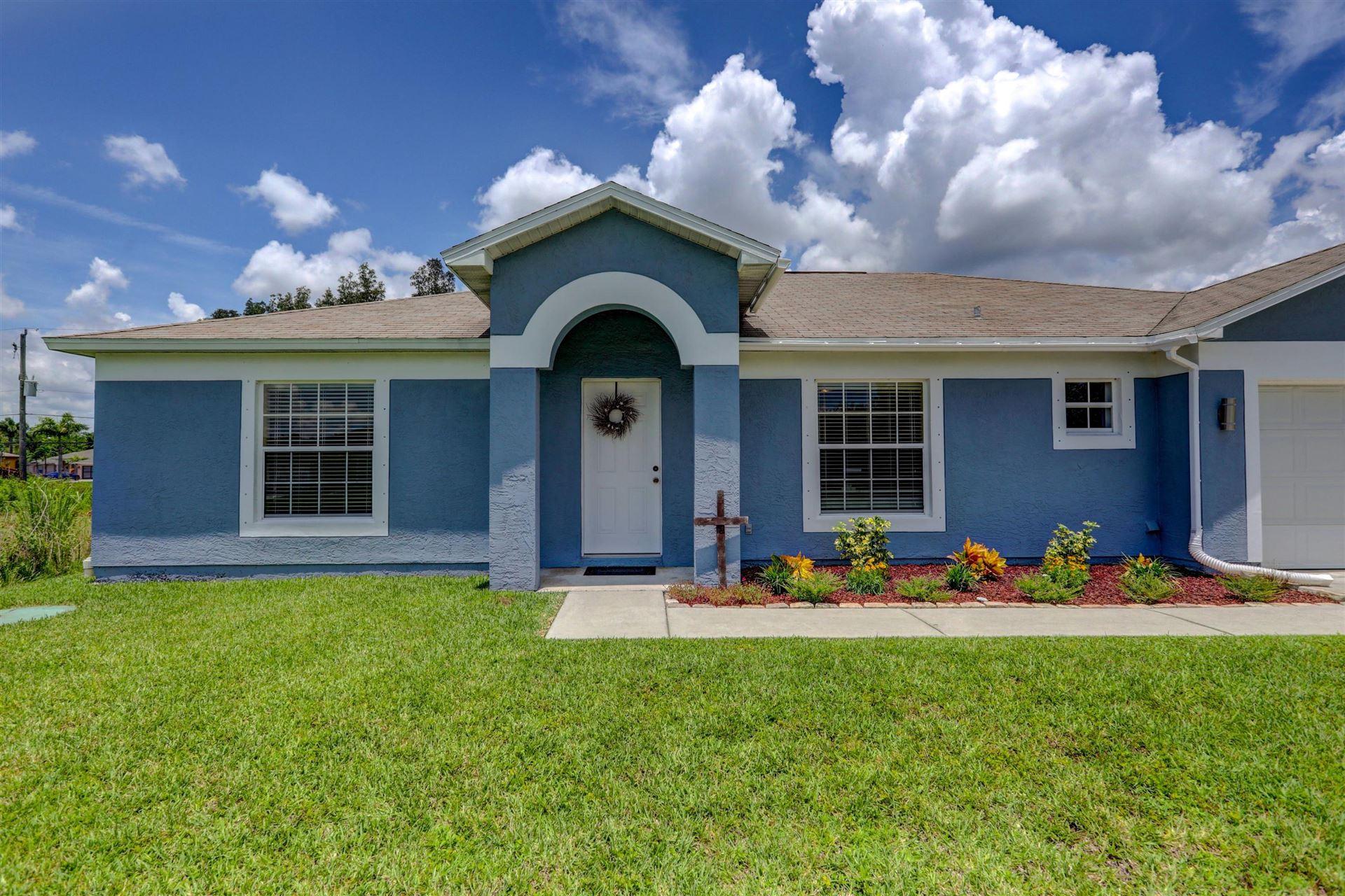 1279 SW Patricia Avenue, Port Saint Lucie, FL 34953 - #: RX-10734412