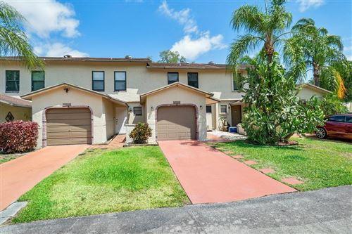 Photo of 8939 SW 21st Court #E, Boca Raton, FL 33433 (MLS # RX-10707413)