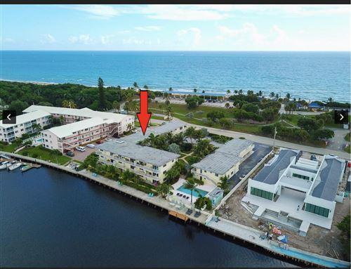 Photo of 6520 N Ocean Boulevard #23, Ocean Ridge, FL 33435 (MLS # RX-10747413)