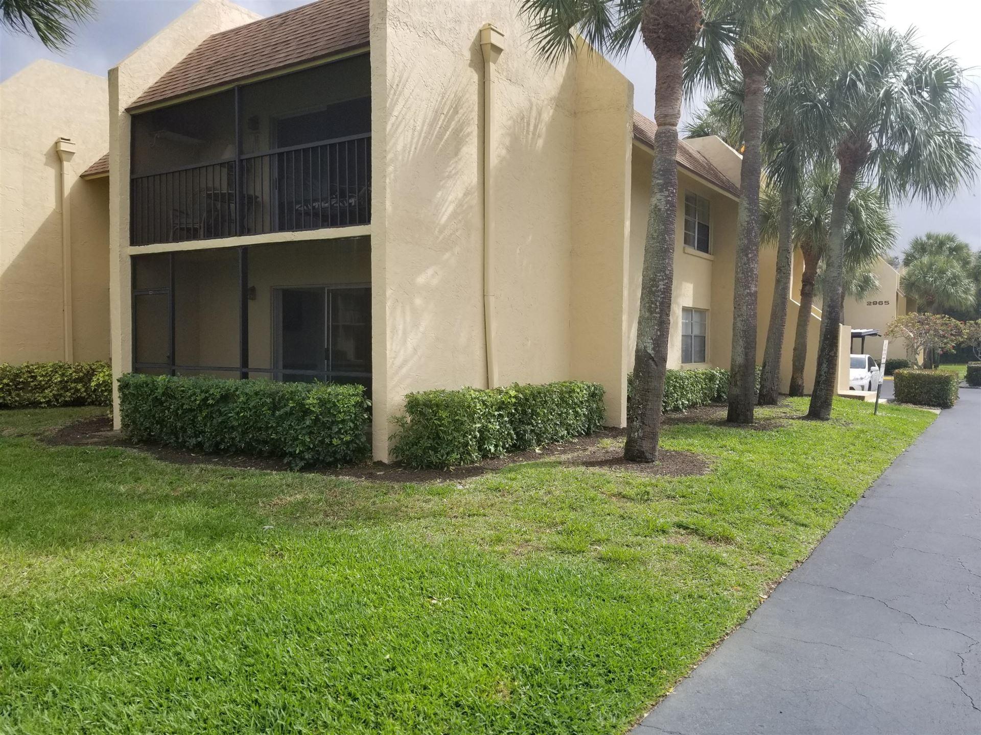 2945 SW 22nd Avenue #108, Delray Beach, FL 33445 - #: RX-10625413