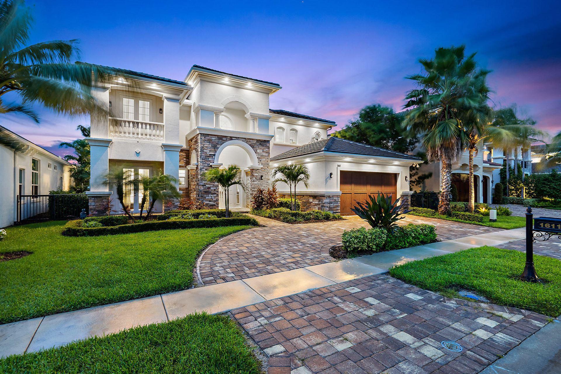 1611 E Hemingway Drive, Juno Beach, FL 33408 - #: RX-10641413